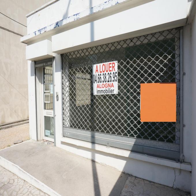 Location Immobilier Professionnel Local professionnel Nîmes (30000)