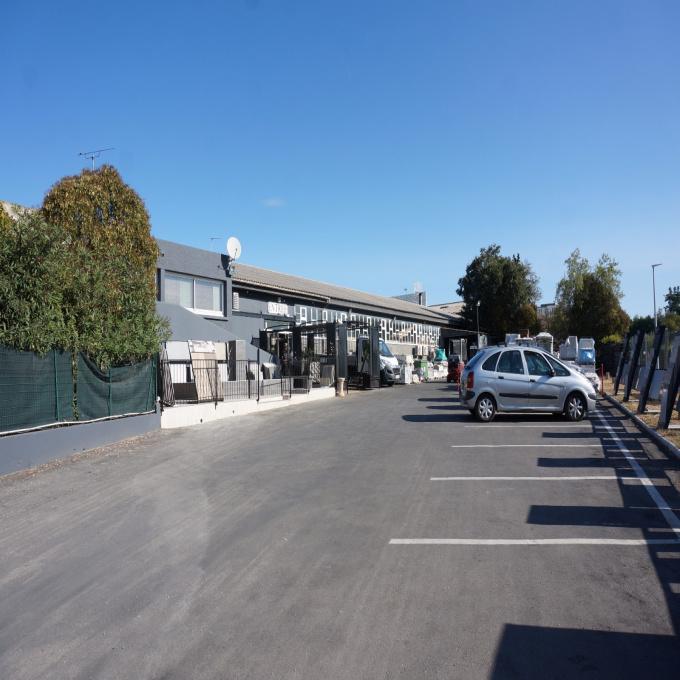 Vente Immobilier Professionnel Murs commerciaux Nîmes (30900)