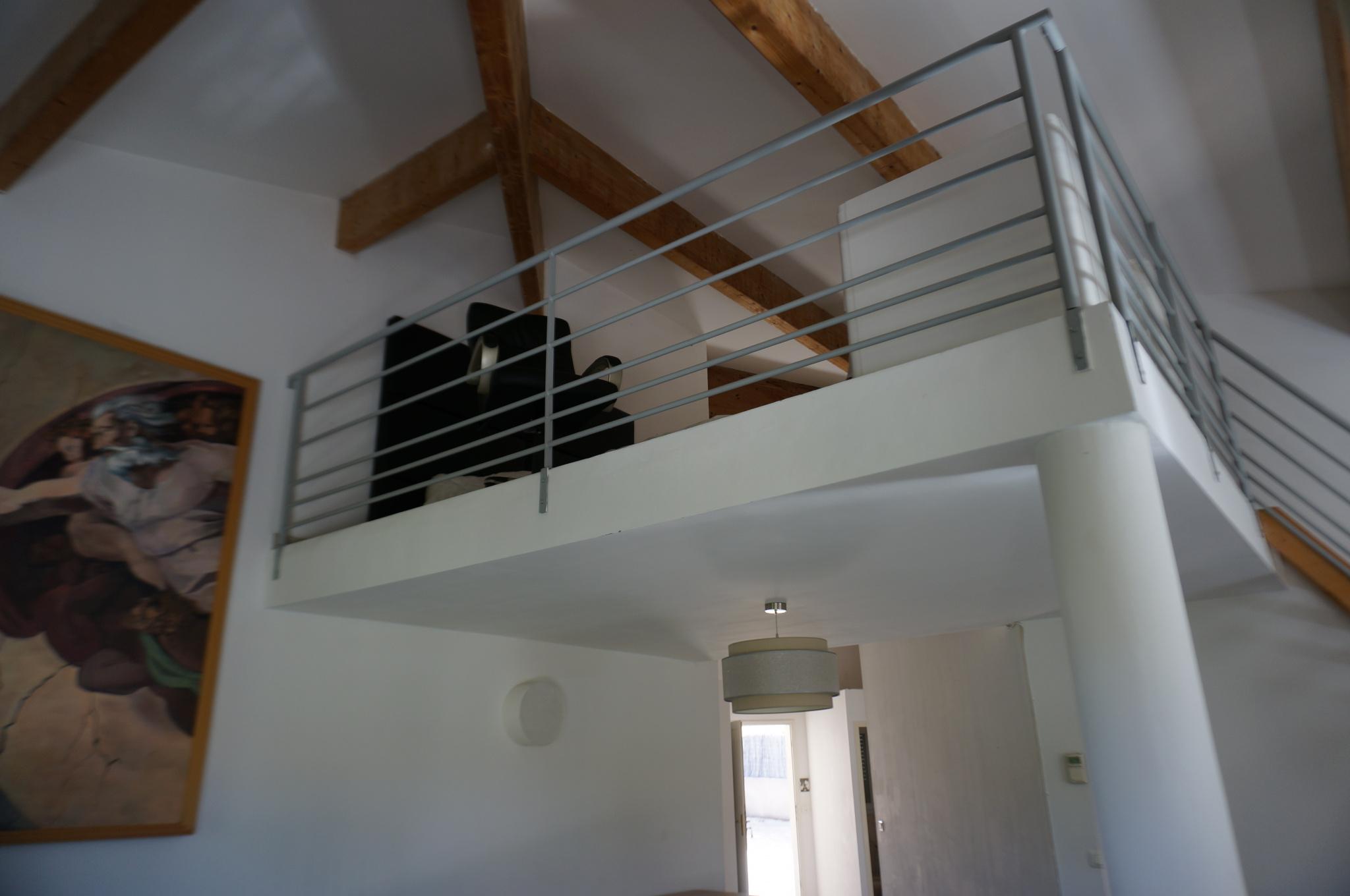 Maison n°2  mezzanine