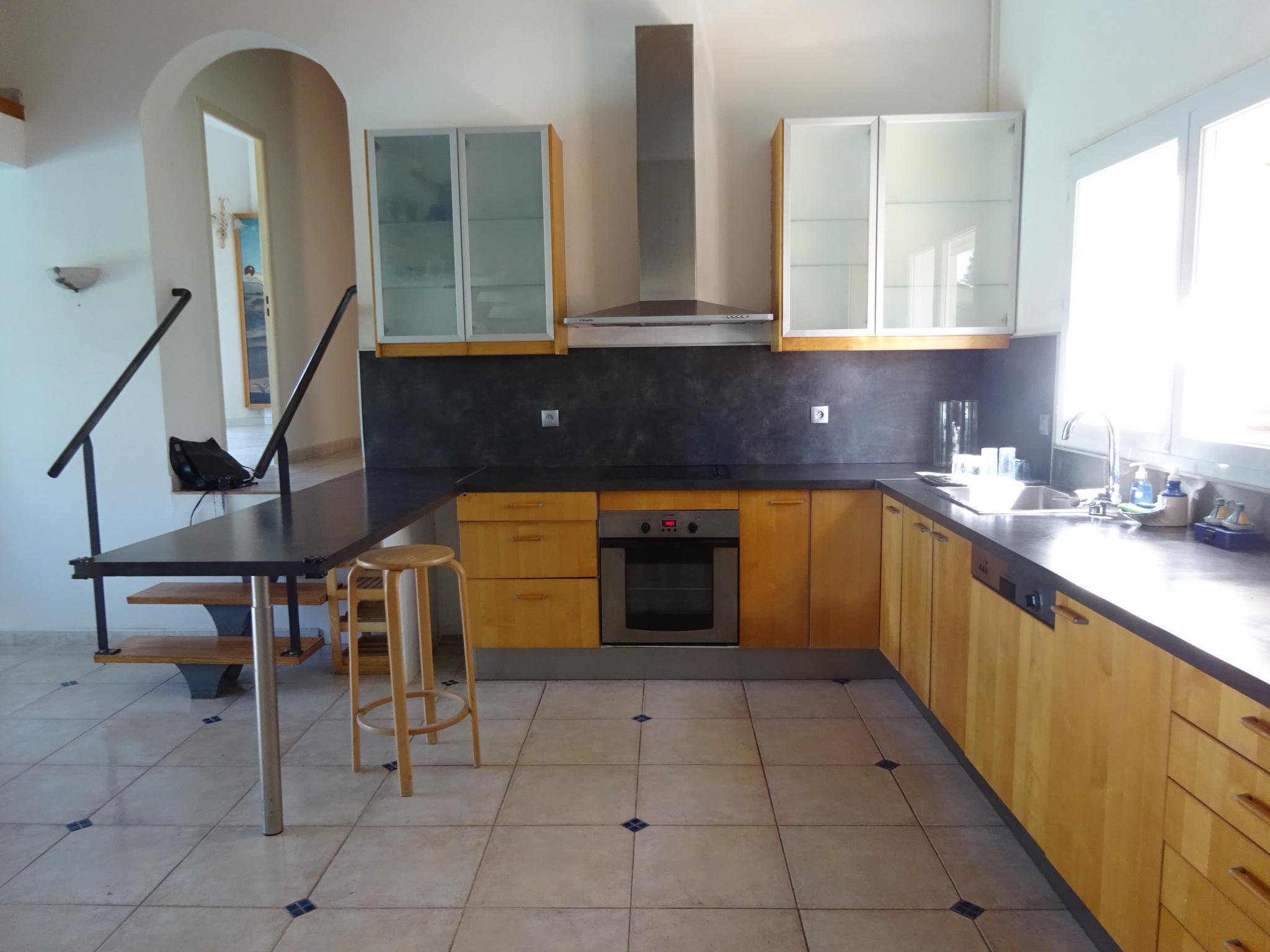 Maison n°1 cuisine