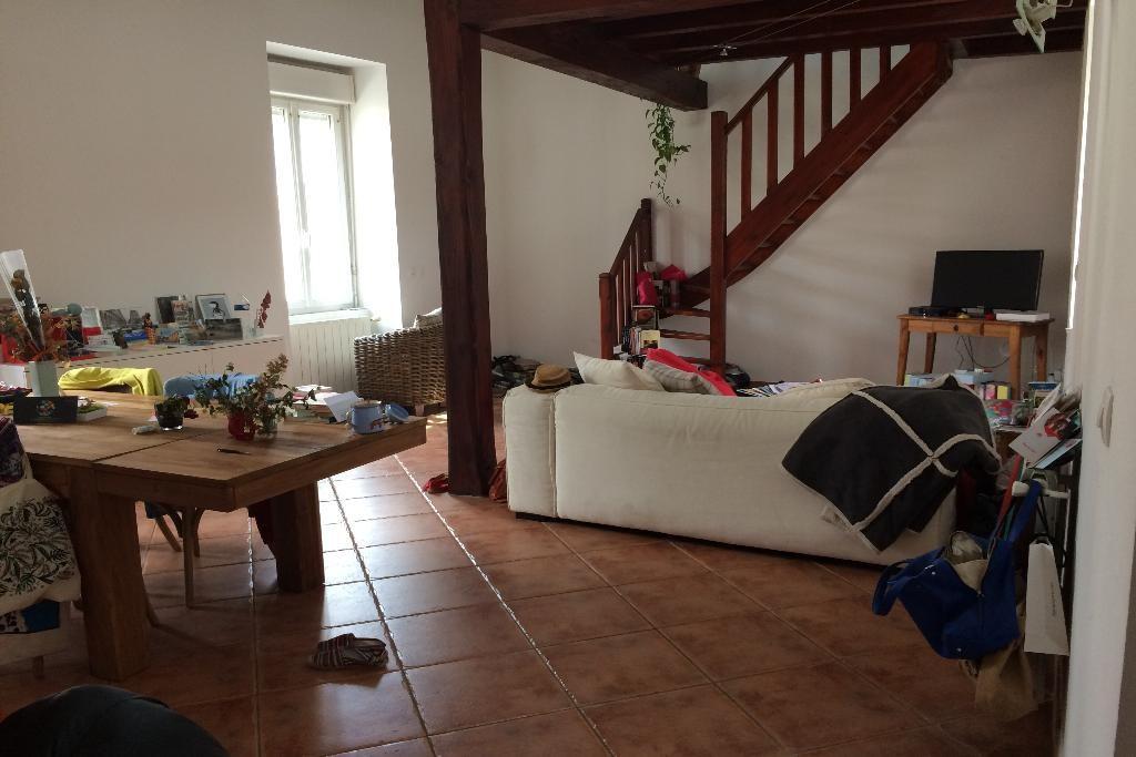 location Quartier Jean Jaurés, P2 bis avec mezzanine ...
